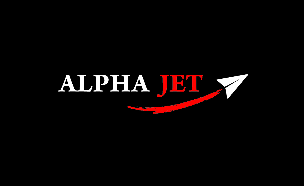 Alpha Jet Aviation Services logo