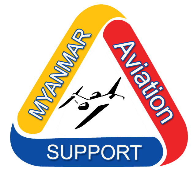 Myanmar Aviation Support Service logo