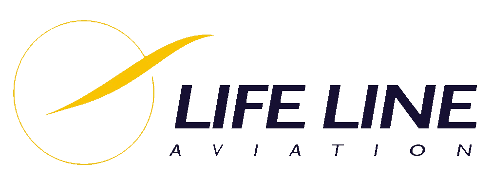 LIFE LINE AVIATION logo