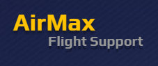 AirMax Flight Support logo