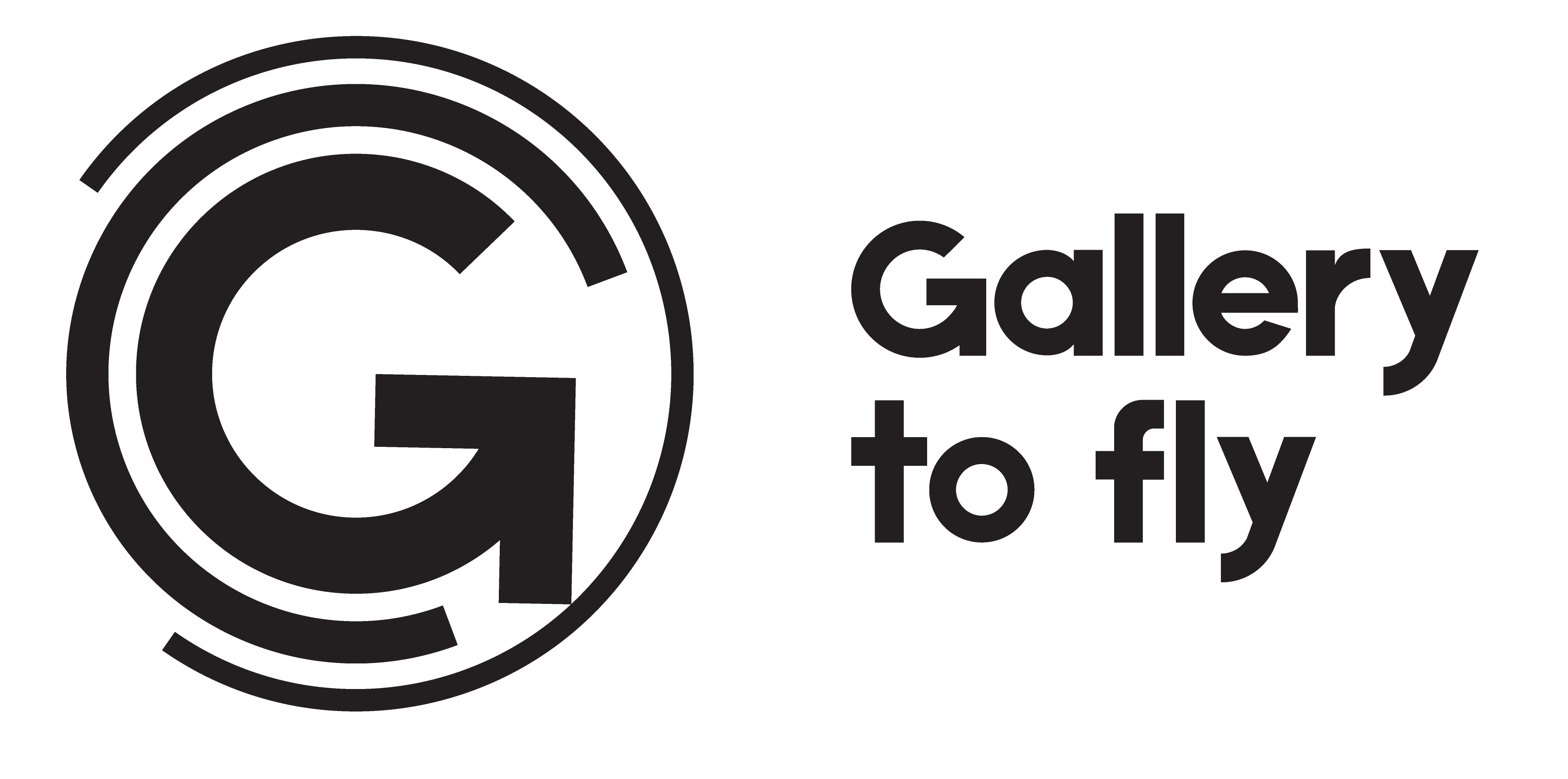 Gallery To Fly logo