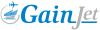 GainJet Aviation logo