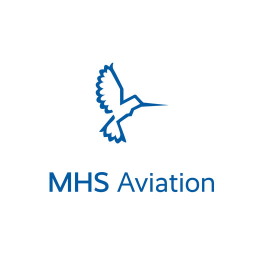 MHS Aviation logo