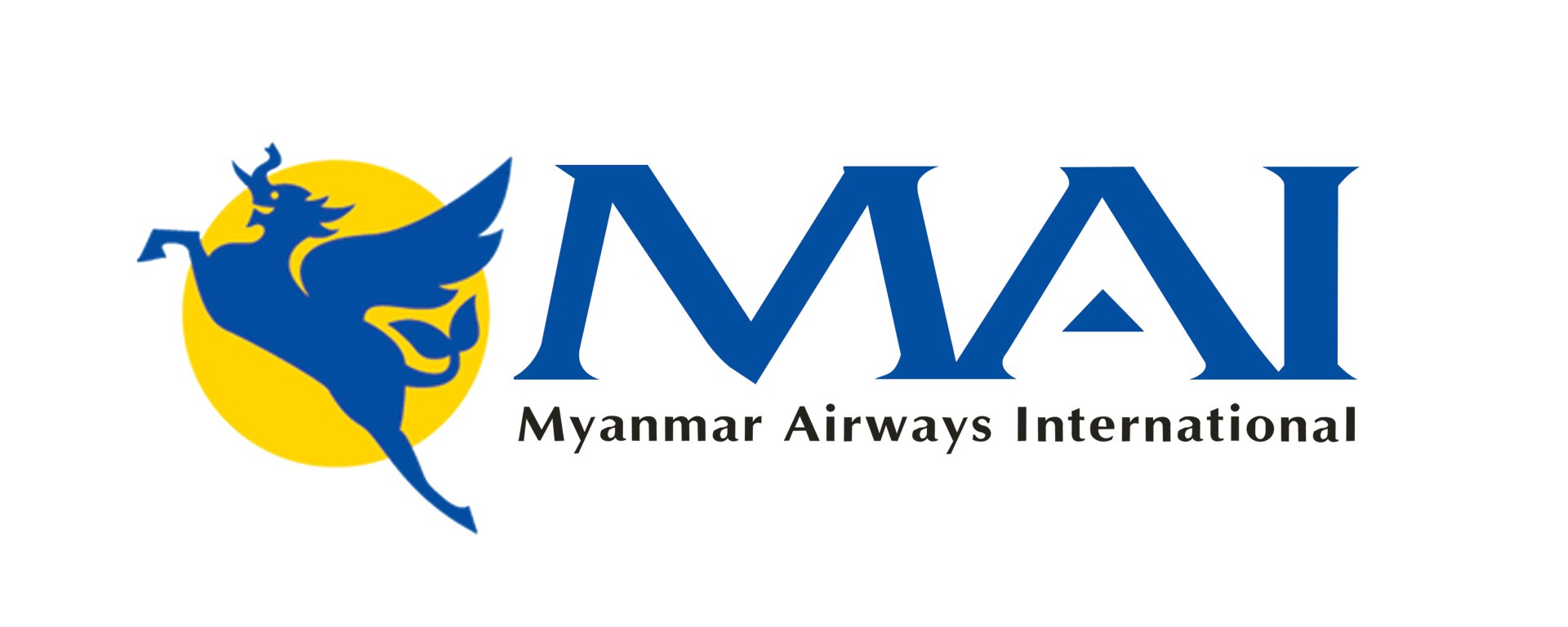 Myanmar Airways International logo