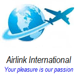 Airlink International logo