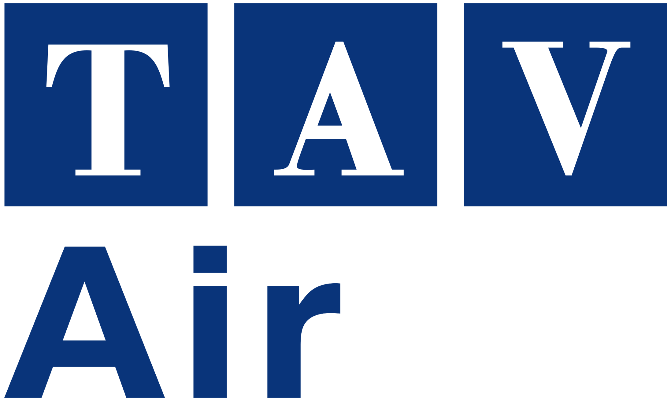 TAV Air logo