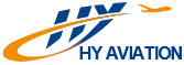 HY aviation logo