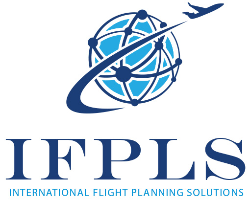 International Flight Planning Solutions- IFPLS logo