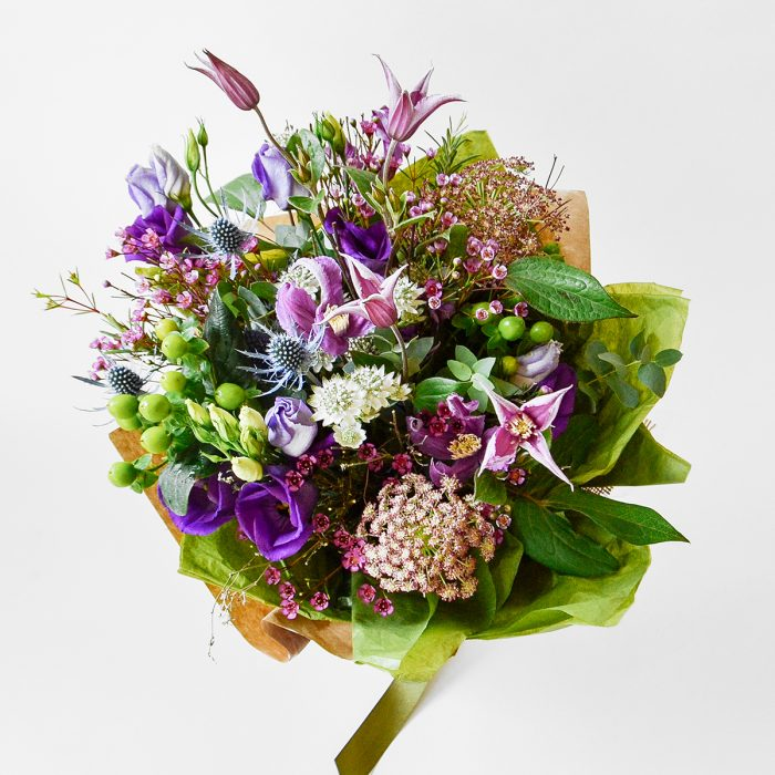 Floom Plantology Bingham Park Lavender Waxflower Clematis 2