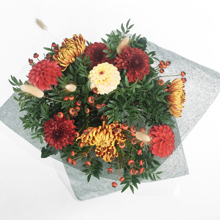Floom Bloomologie Dahlia Bouquet 2
