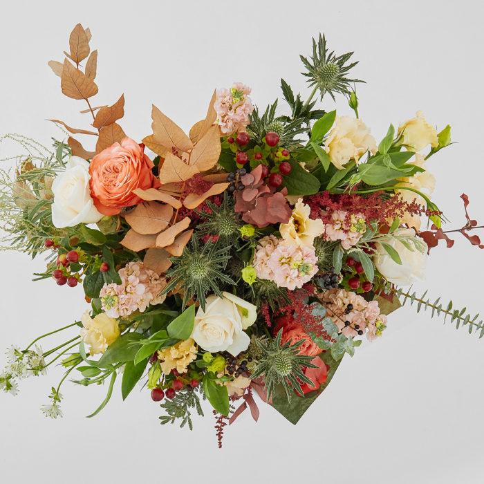 Floom Botanique Workshop Autmnal Bouquet 2