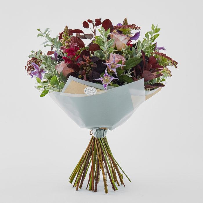 Floom Botanique Workshop Clematis Rose 1