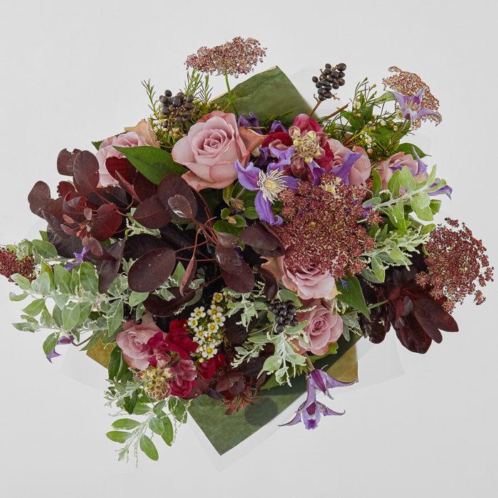 Floom Botanique Workshop Clematis Rose 2