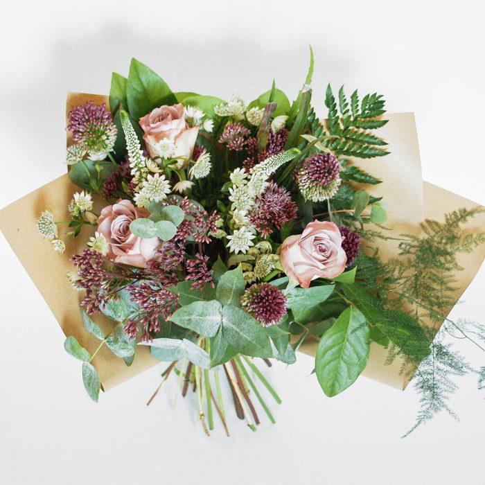 Floom Design By Nature Purple Rain 2