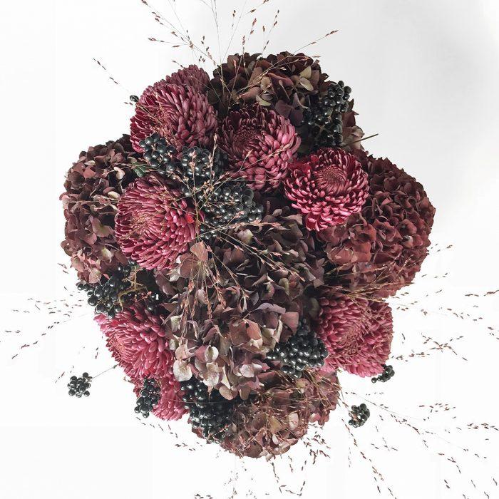 Floom Flowers By Kw Hydrangea Bowl 2
