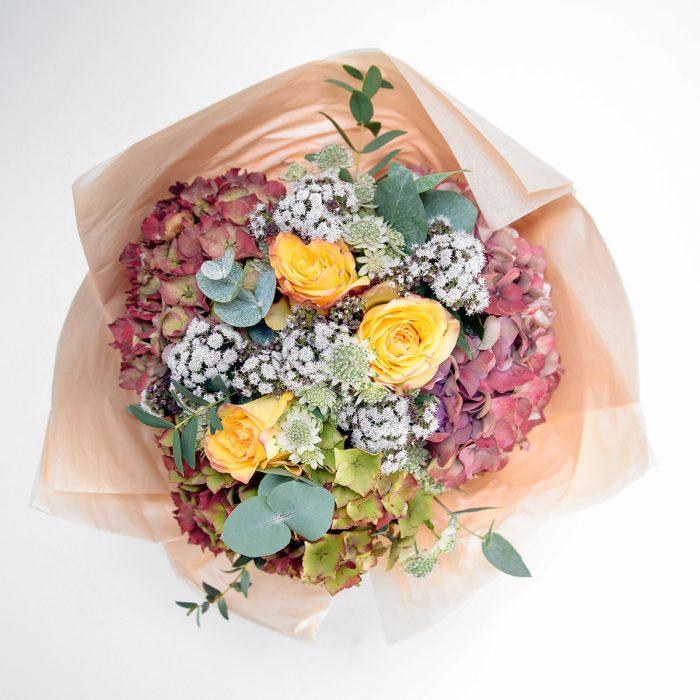 Floom Floys Flowers Hydrangea Rose Large 2
