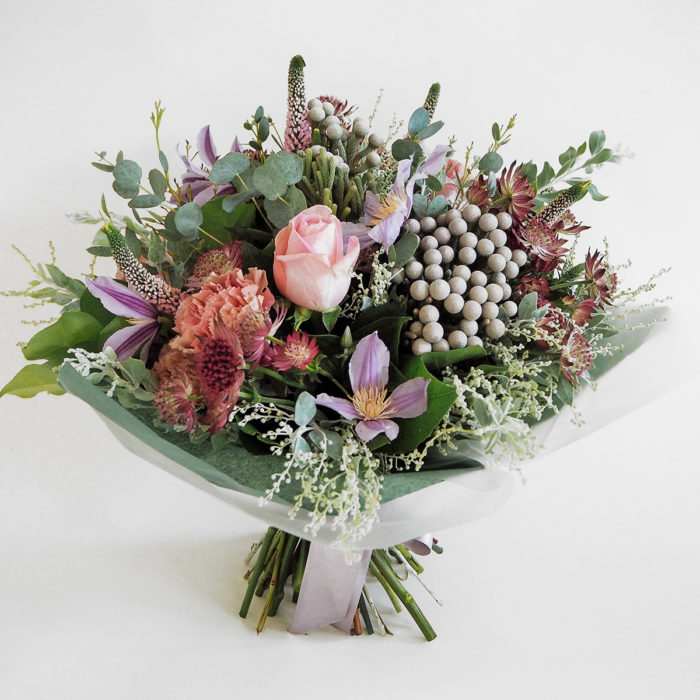 Floom Mad Lillies Bouquet Pink Brunia 1