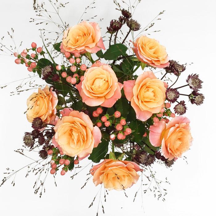 Floom Martin Magpie Rose Vase 2