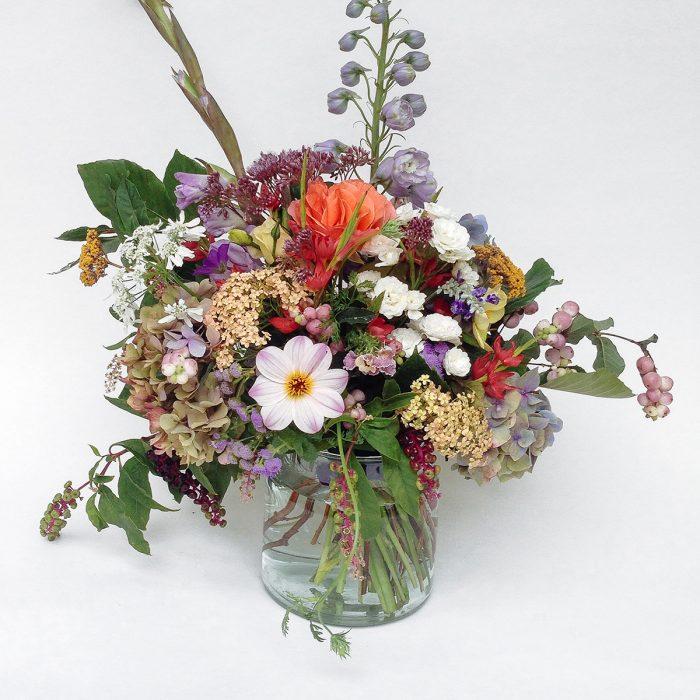 Floom Serendipity Botanist London Vase Dahlia 1