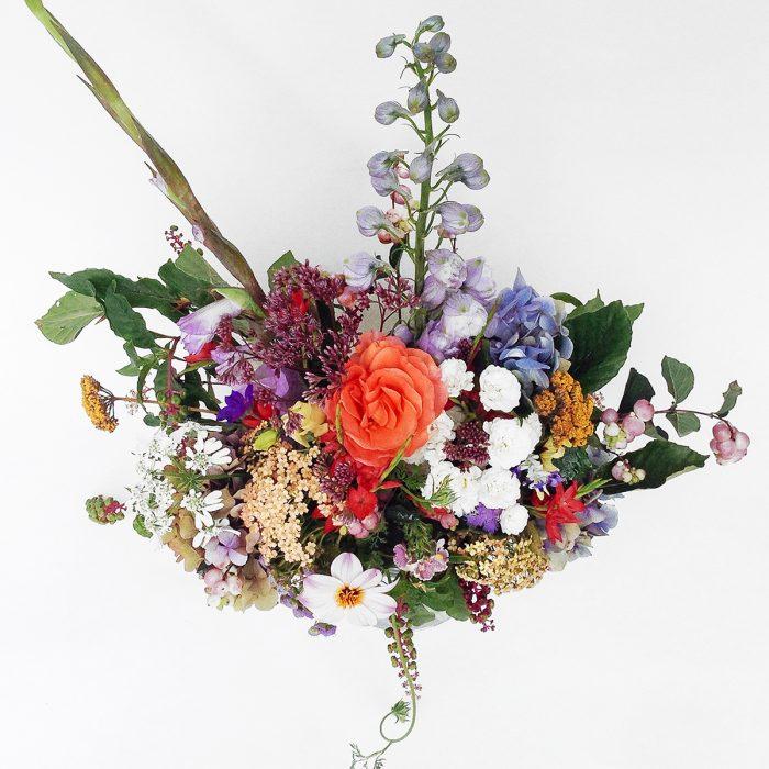 Floom Serendipity Botanist London Vase Dahlia 2