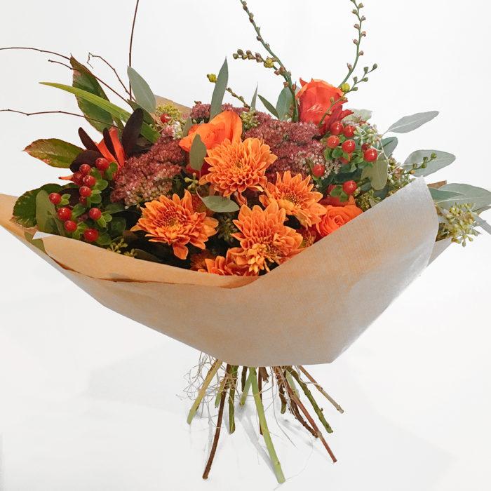 Floom Vintage Rose Autumn Bouquet 1