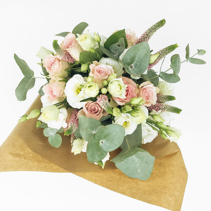 Floom With Fairest Flowers Pink Small Bouquet 2