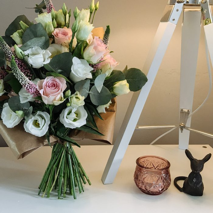 Floom With Fairest Flowers Pink Small Bouquet 3