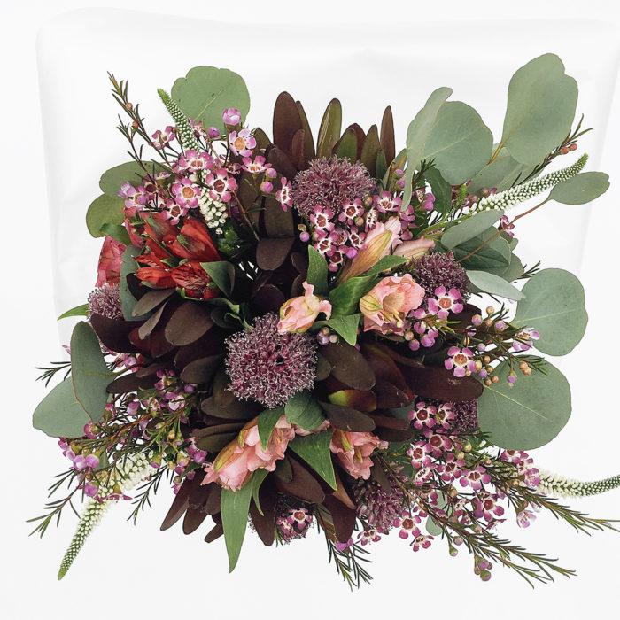 Floom With Fairest Flowers Purple Bouquet 2