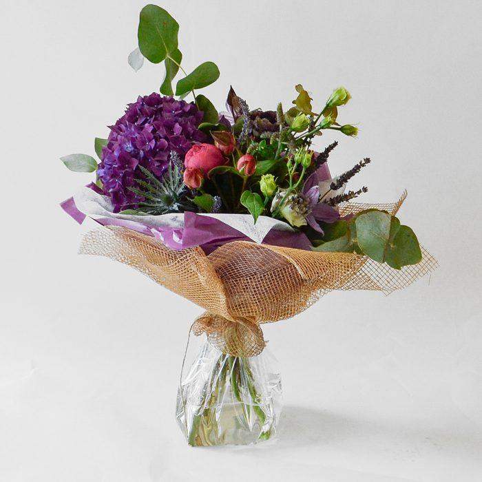 Floom Plantology Devonshire Green Rose Hydrangea Lavender 1