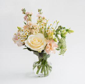 Floom Botanique Workshop Peach Vase 1