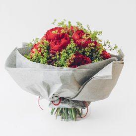 Floom Zita Elze Peony Red 1