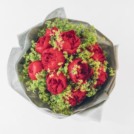 Floom Zita Elze Peony Red 2