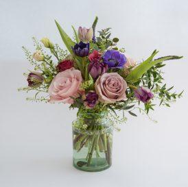 Floom Botanique Workshop Rose Anemone Vase 1