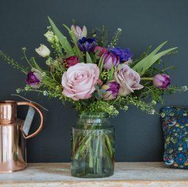 Floom Botanique Workshop Rose Anemone Vase 2