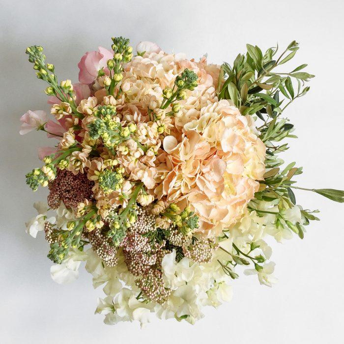 Floom Flowers By Kw Hydrangea Sweetpea 3