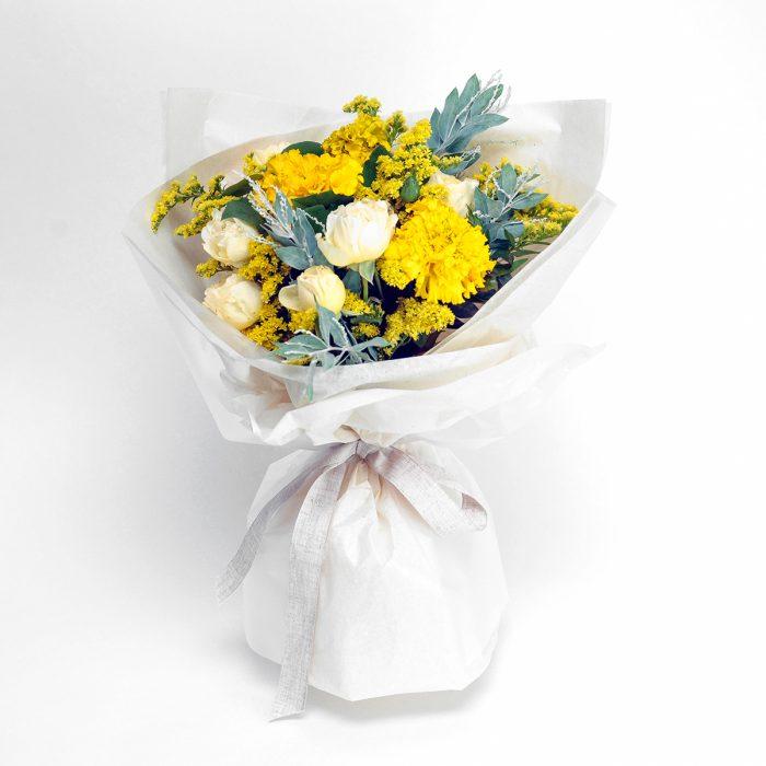 Floom Floys Flowers Rose Yellow 1
