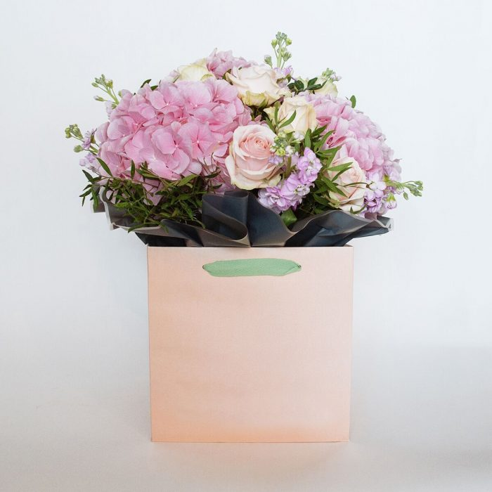 Floom Jamie Aston Pink Hydrangea 1