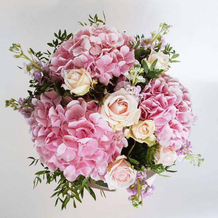 Floom Jamie Aston Pink Hydrangea 2