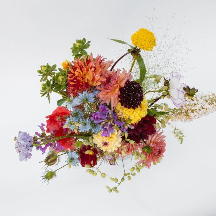 Floom Serendipity Botanist Dahlia Vase 2