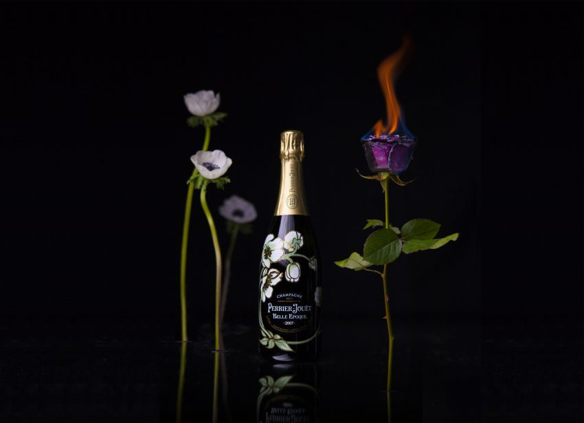 1 Floom Magazine Bompas And Parr Perrier Jouet Fleurs Photo Credit Bompas And Parr