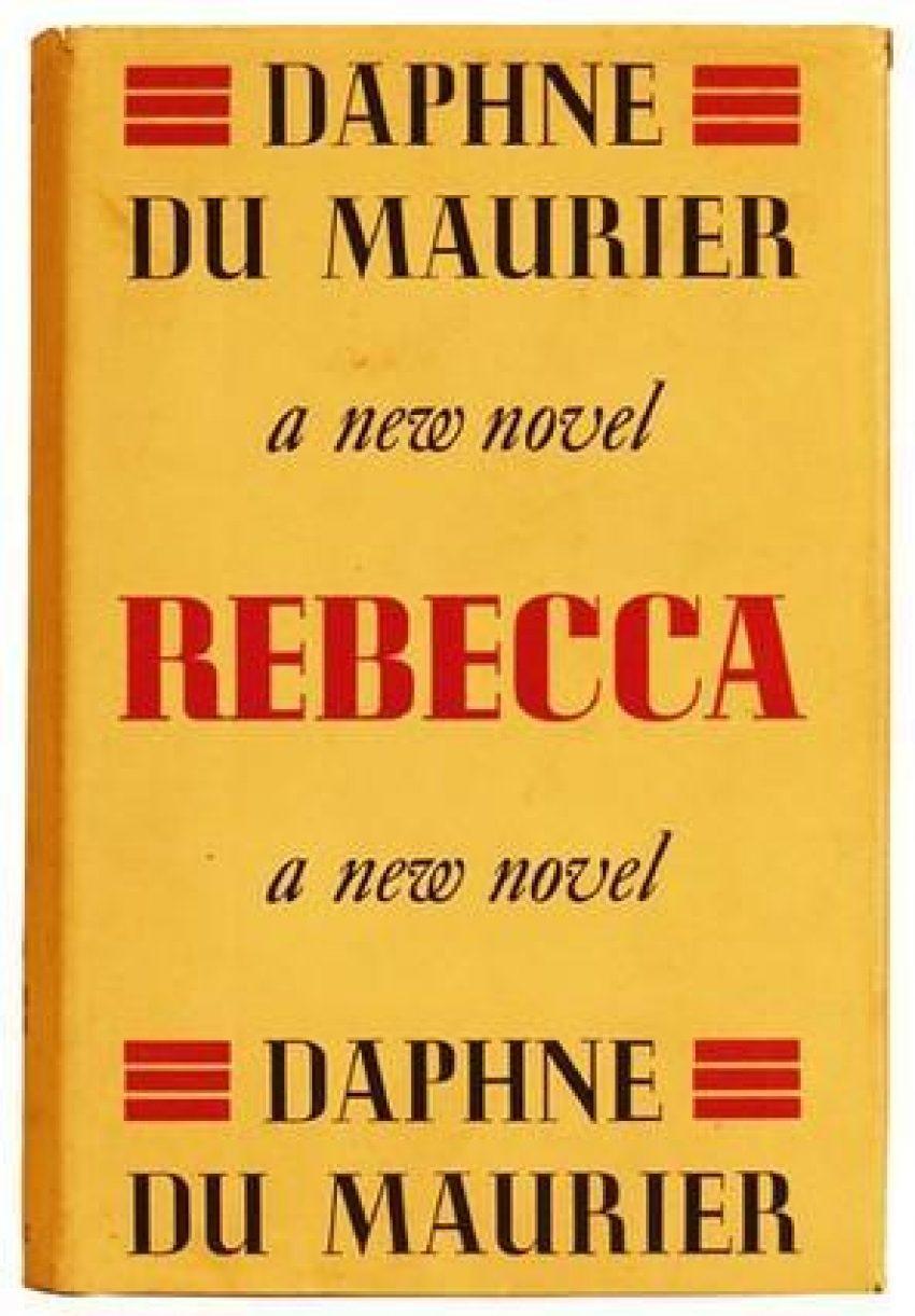 1 Floom Magazine Floom Books Daphne Du Maurier Rebecca 1