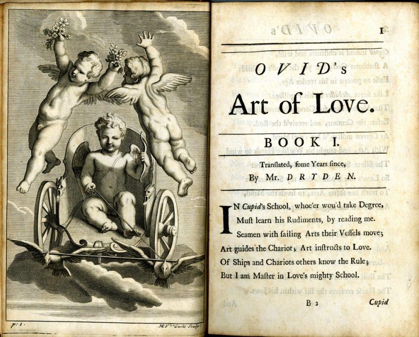 1 Floom Magazine Floom Books Ovid The Art Of Love 1