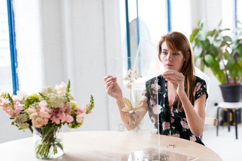 1 Floom Magazine Gemma Hayden Blest Flower Pressing 6