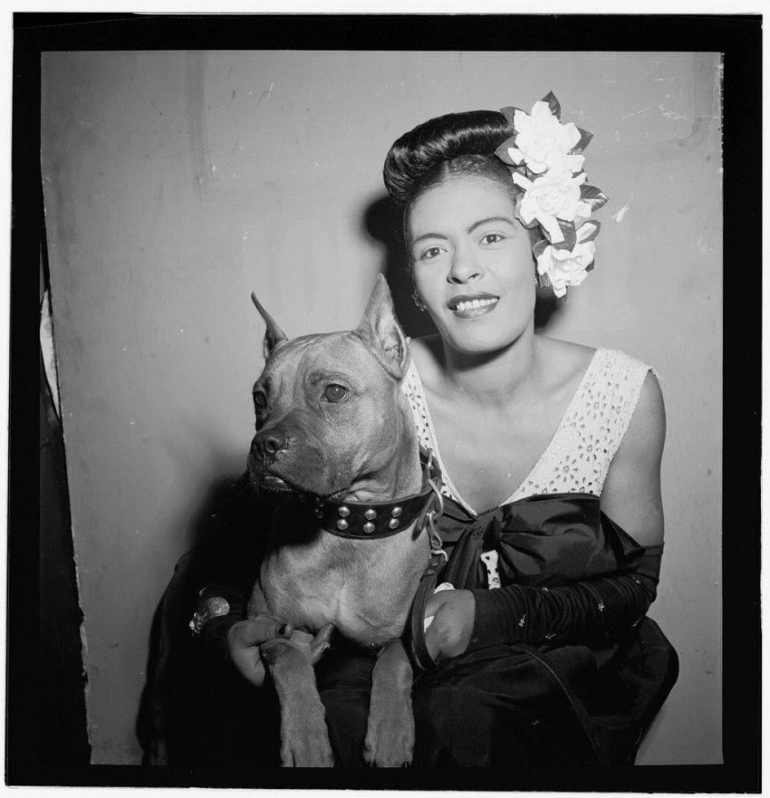 1 Floom Magazine Iconic Images Billie Holiday Gardenia 1