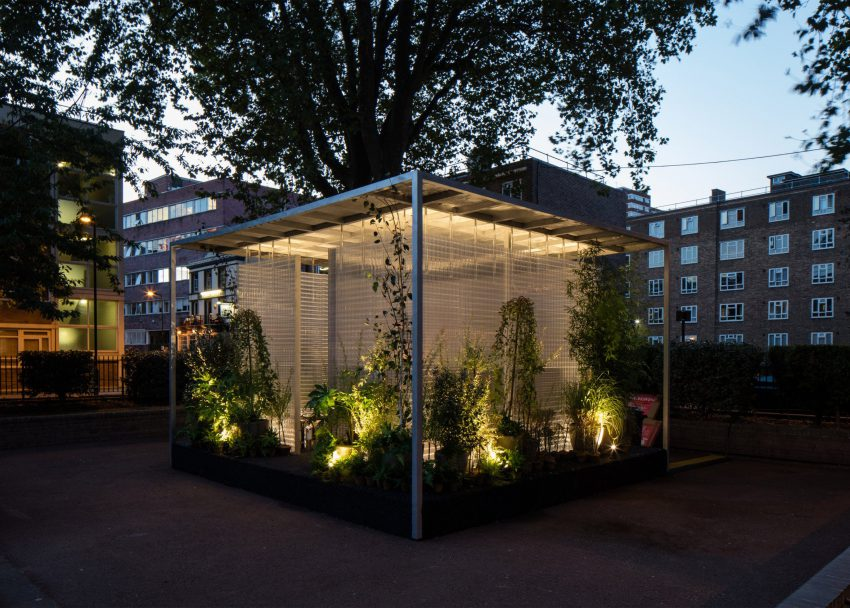 1 Floom Magazine Mini Living Forest Installation Asif Khan London Design Festival 2016 Dezeen 2364 Ss 12