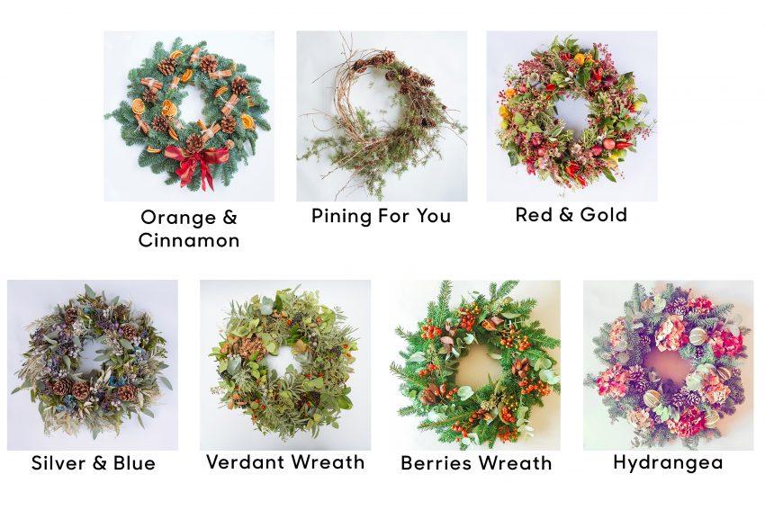 Wreath Names