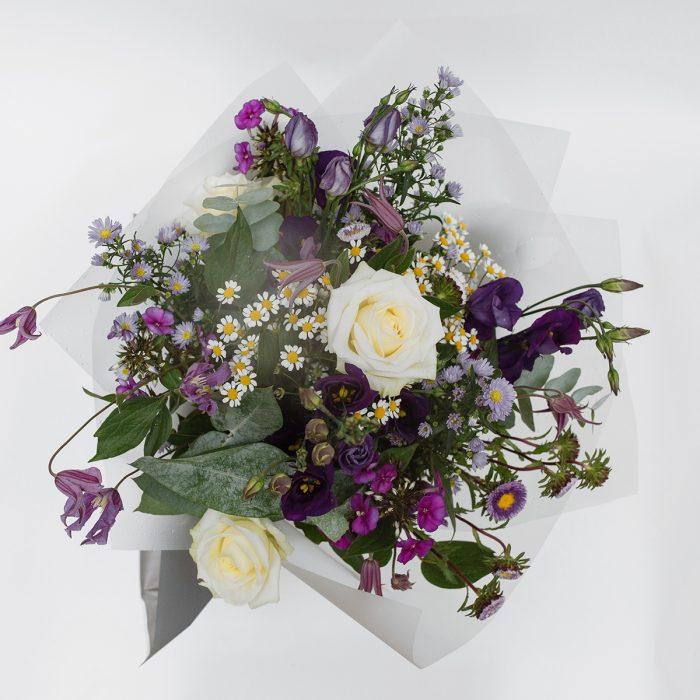Floom Flowers By Susan Purple Lisianthus Dianthus 2