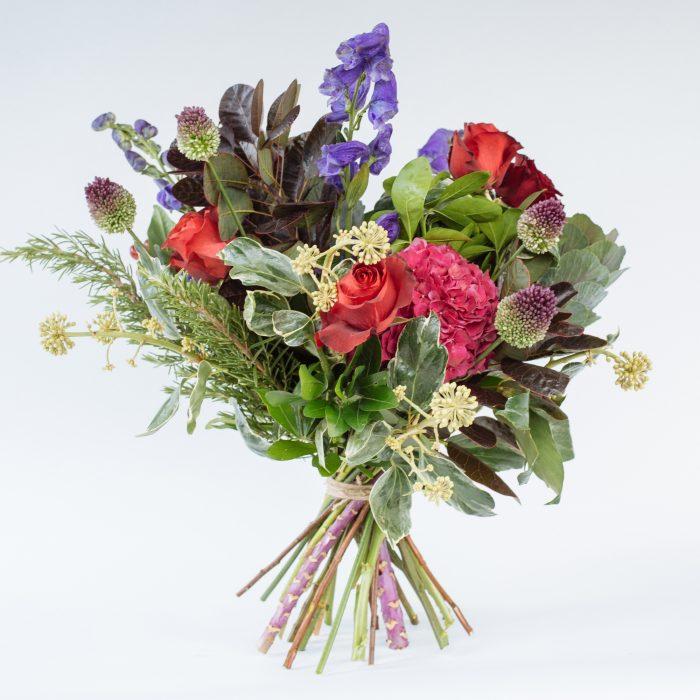 Floom The Fresh Flower Company Flowers Bouquet Autumn Jewels Rose Hydrangea 1