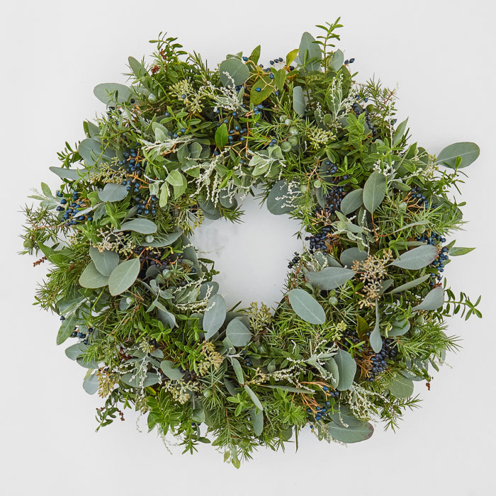 Floom Botanique Workshop Christmas Wreath Green 1