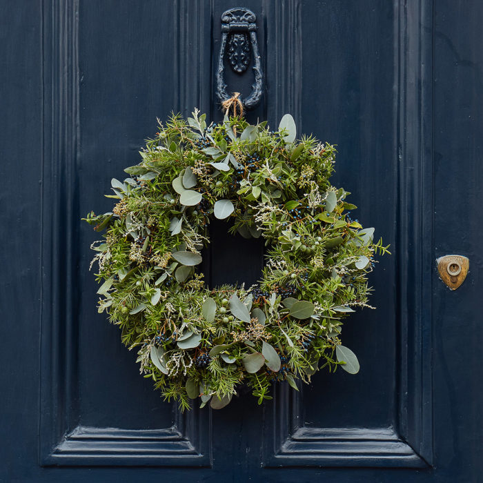 Floom Botanique Workshop Christmas Wreath Green 2